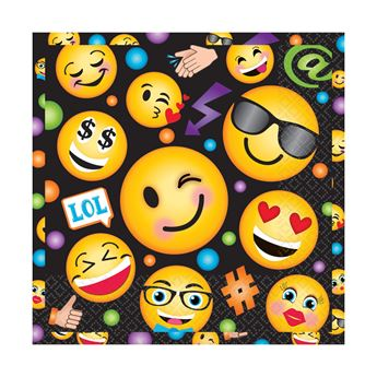 Picture of Servilletas Emoji (16)
