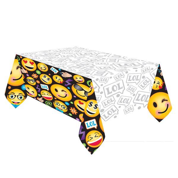 Imagen de Mantel Emoji plástico