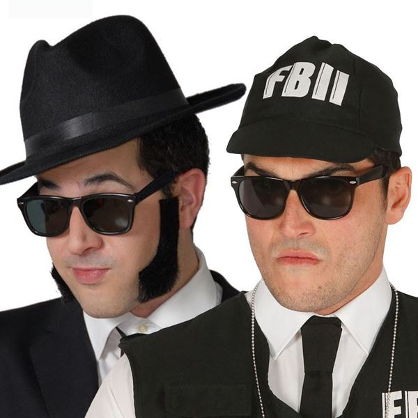 Picture of Gafas blues brothers
