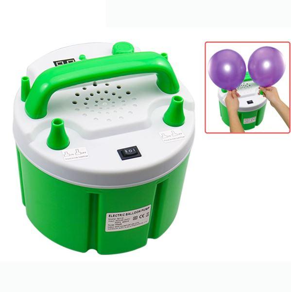 Picture of Inflador eléctrico 2 boquillas (con DISPLAY)