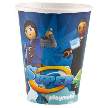 Imagen de Vasos Playmobil super 4 (8)