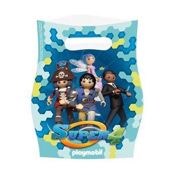 Imagens de Bolsa chuches Playmobil super 4 (8)