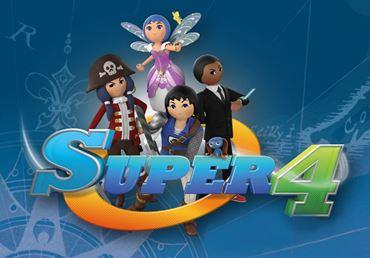 Imagen de categoría Playmobil Super4