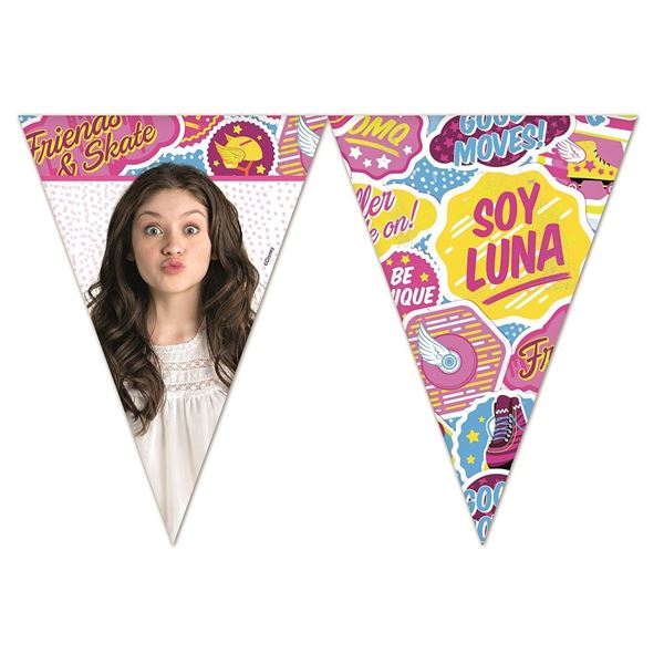 Picture of Banderín Soy luna