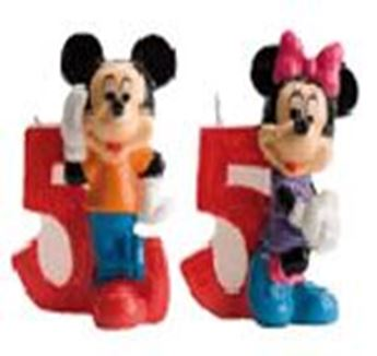 Picture of Vela 5 Mickey y Minnie (2)