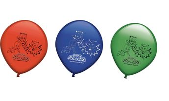 Picture of Globos latex PJ Masks (8)
