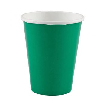 Picture of Vasos verdes de cartón (8)