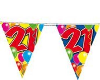 Picture of Banderín 21 años (10mts)