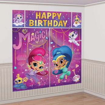 Picture of Decorados pared Shimmer and Shine