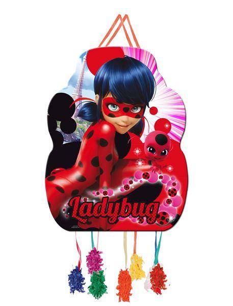 Imagens de Piñata Ladybug mediana