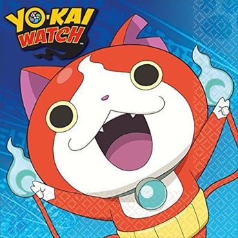 Picture of Servilletas Yo Kai Watch (16)