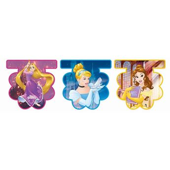 Picture of Banderín forma Princesas Disney