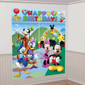 Imagen de Decorado pared Mickey Mouse