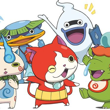 Picture for category Cumpleaños de Yo Kai Watch