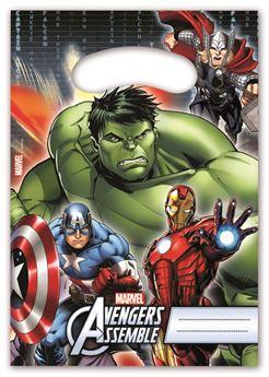 Imagen de Bolsas Vengadores Hulk y amigos (6)