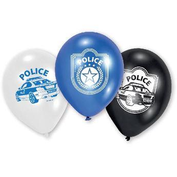 Imagen de Globos policía (6)