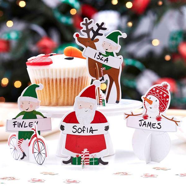 Imagens de Marcasitios Navidad Santa y amigos (4)