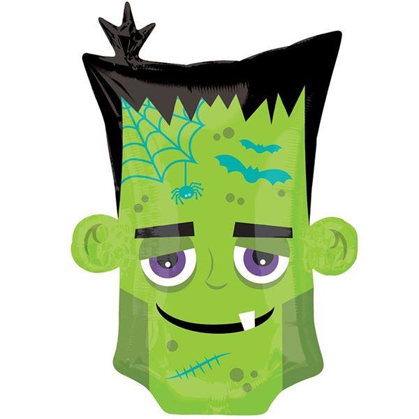 Imagen de Globo Halloween Frankenstein
