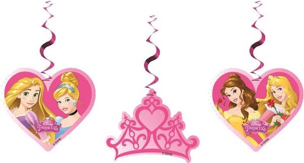 Imagens de Decorados colgantes princesas Disney (3)