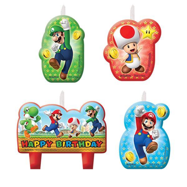 Imagen de Velas Super Mario Bros (4)