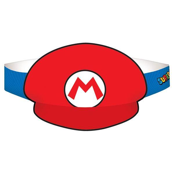 Imagens de Gorros Super Mario Bros (8)