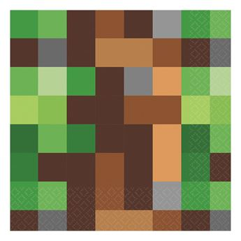Picture of Servilletas Minecraft grandes (16)