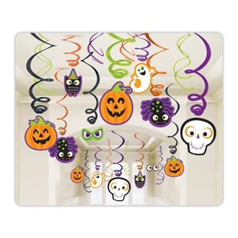 Picture of Decorados espirales Halloween felices (30)