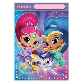 Picture of Bolsa chuches Shimmer y Shine (8)