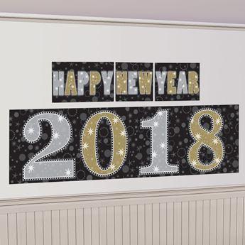 Imagens de Decorados pared 2018 Happy New Year (5)