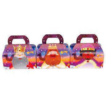 Picture of Caja Navidad Reyes Magos