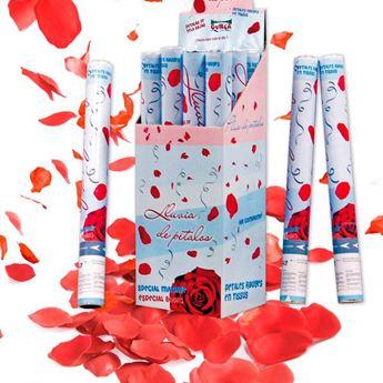 Imagen de Lanzador de petalos rosa rojos