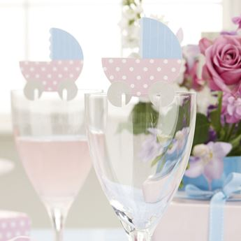Picture of Decoraciones vaso baby shower (10)