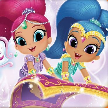 Picture for category Cumpleaños de Shimmer and Shine