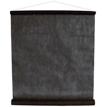 Imagens de Decoración tela negra 12m