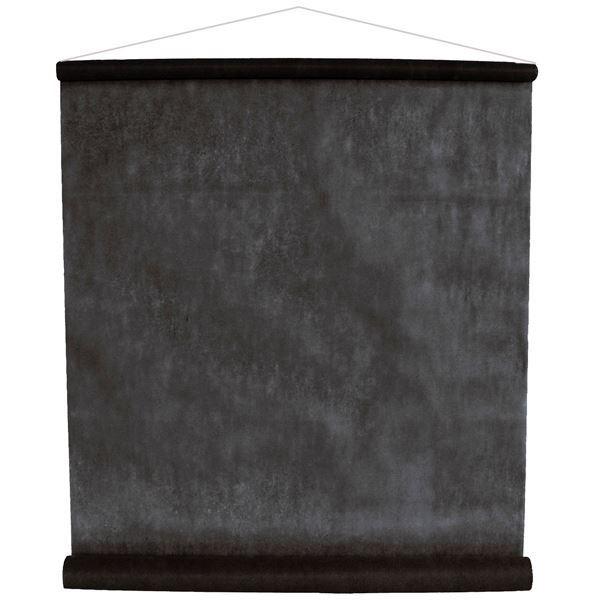 Picture of Decoración tela negra 12m