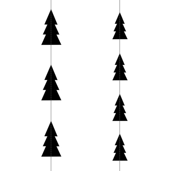 Comprar Guirnalda Arbol De Navidad 2 Y Recibelo En 24h Decoracion - Guirnalda-navidad