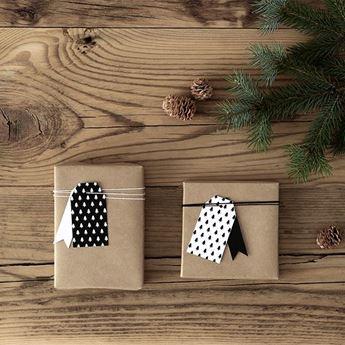 Imagen de Etiquetas árbol de Navidad