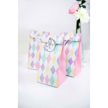 Picture of Bolsas unicornio candy bar (6)