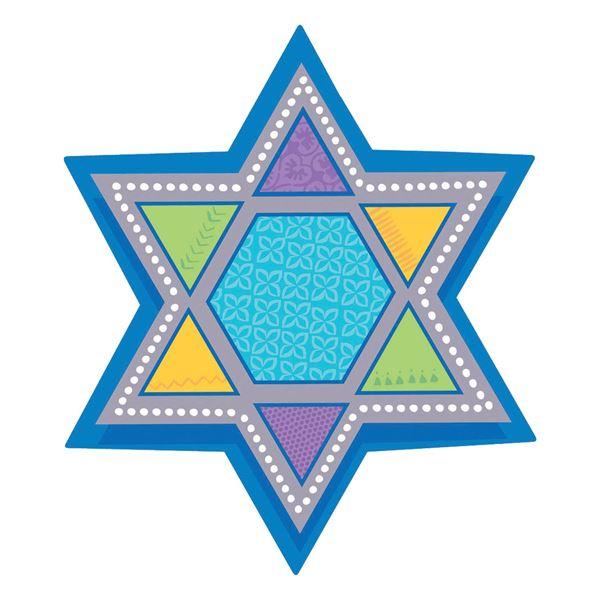 Picture of Estrella de David Hanukkah