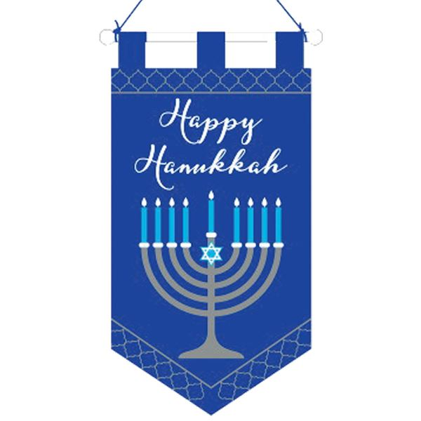 Picture of Banner grande Hanukkah