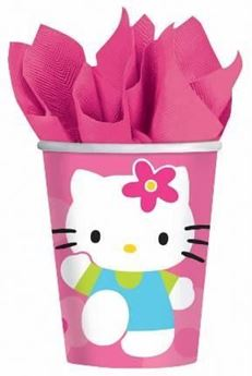Picture of Vasos Hello Kitty dulces (8)