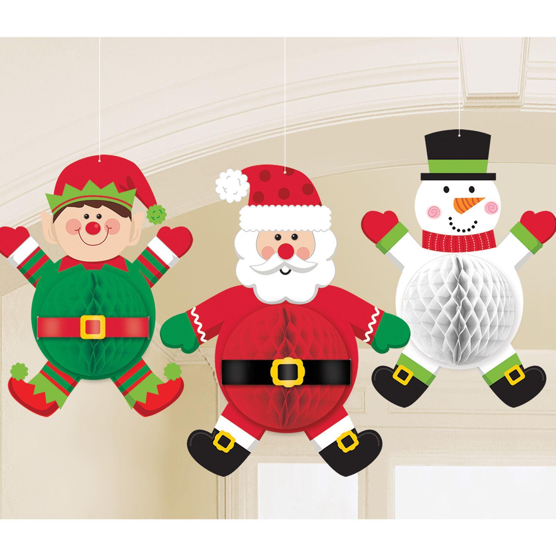 Decoración fiesta Navidad Infantil online. Envío en 24 horas ...