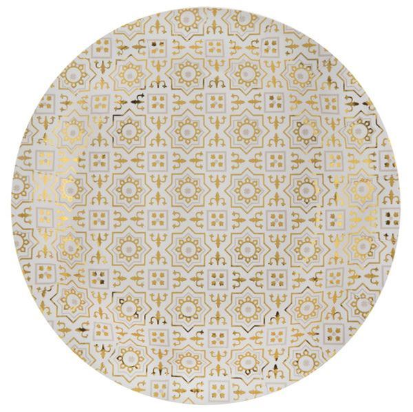 Imagens de Platos dorados (10)