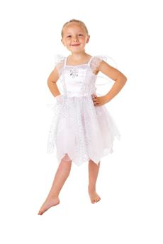 Imagen de Disfraz Hada Blanca (1-3 años)