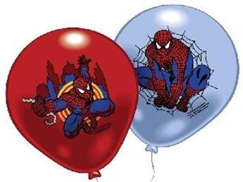 Imagen de Globos Spiderman colorido (8)