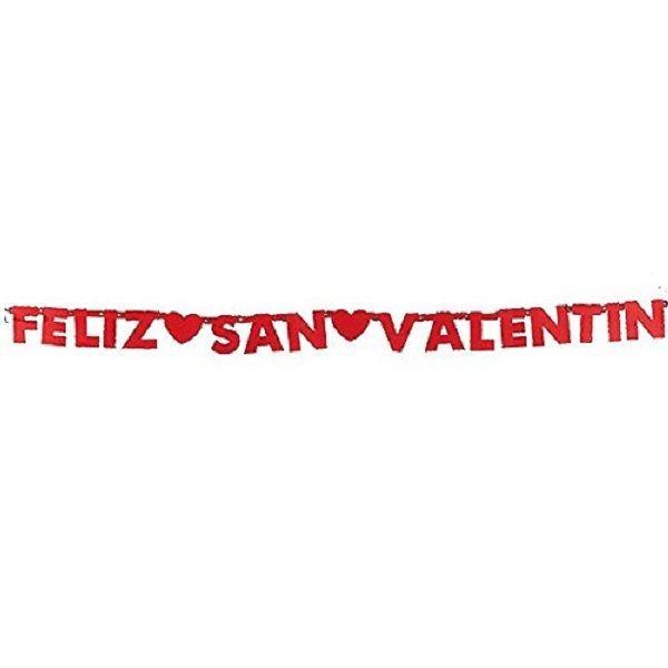 Picture of Guirnalda Feliz San Valentin