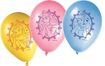 Picture of Globos princesas Disney (8)