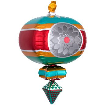 Picture of Globo adorno retro ornamental