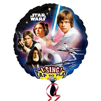 Picture of Globo Star Wars Musical