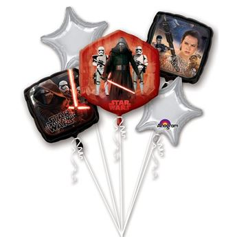 Picture of Ramillete globos Star Wars